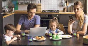 atomizace rodiny